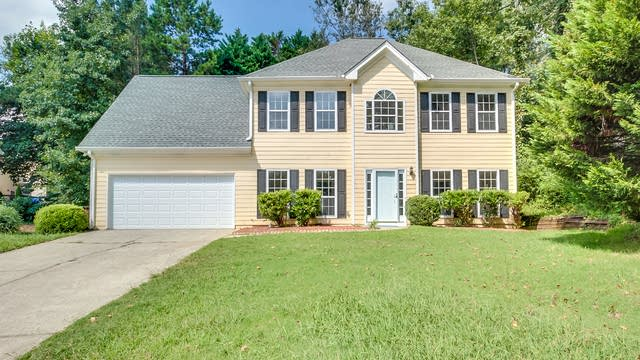 Photo 1 of 28 - 250 Risen Star Ln, Alpharetta, GA 30005