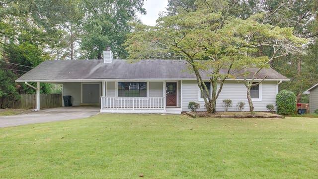Photo 1 of 14 - 3456 Centerville Ln, Snellville, GA 30039