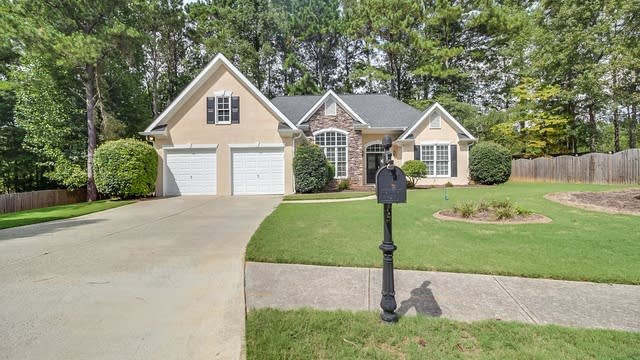 Photo 1 of 16 - 3053 Fairhaven Rdg NW, Kennesaw, GA 30101
