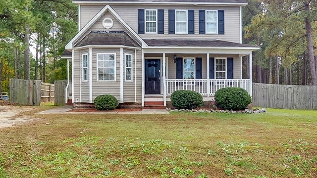 Photo 1 of 22 - 1805 Middle Ridge Dr, Willow Spring, NC 27592