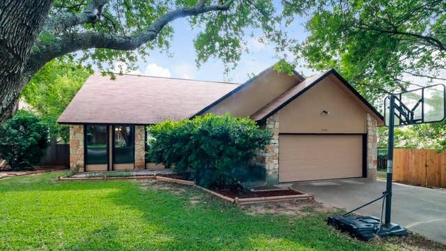 Photo 1 of 25 - 2104 Oxford Blvd, Round Rock, TX 78664