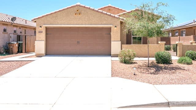 Photo 1 of 21 - 4110 S 185th Ln, Goodyear, AZ 85338