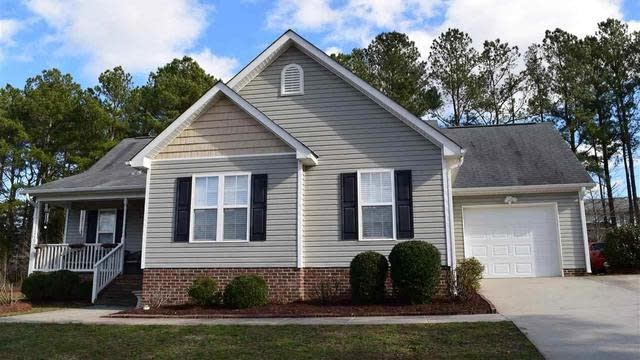 Photo 1 of 22 - 110 Atherton Dr, Youngsville, NC 27596