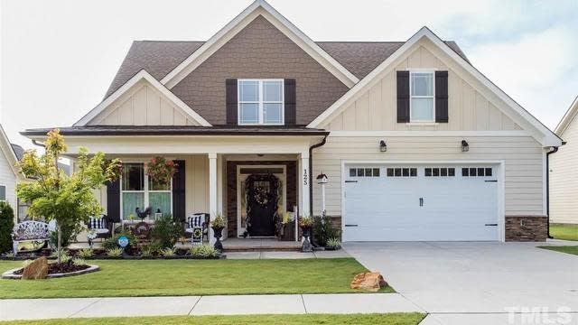 Photo 1 of 30 - 125 Plantation Dr, Youngsville, NC 27596
