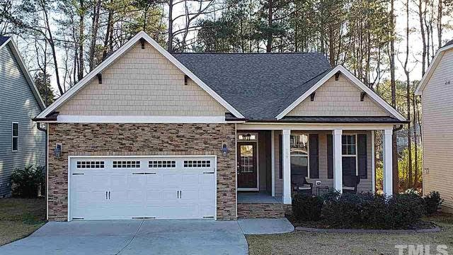Photo 1 of 25 - 107 Bonterra Dr, Youngsville, NC 27596