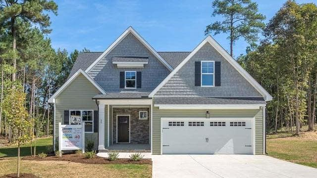 Photo 1 of 25 - 50 Twin Rock Ct, Youngsville, NC 27596