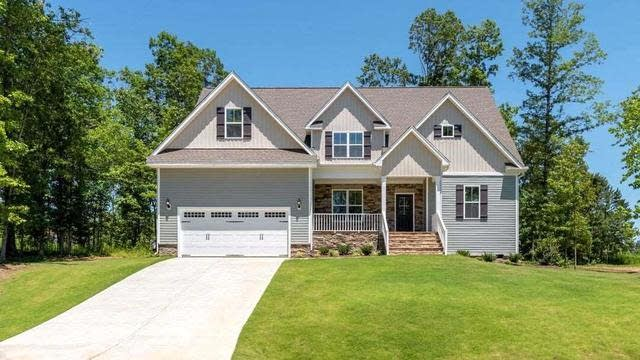 Photo 1 of 21 - 110 Anna Marie Way, Youngsville, NC 27596