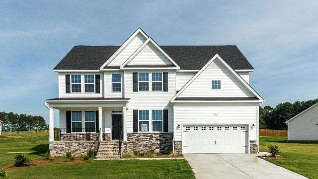 Photo 1 of 30 - 55 Falls Creek Dr, Youngsville, NC 27596