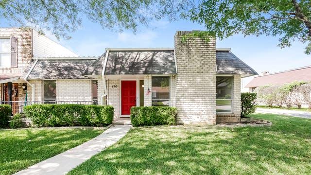 Photo 1 of 25 - 150 Amistad Blvd, Universal City, TX 78148