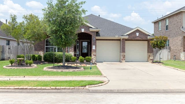 Photo 1 of 15 - 14815 Opera House Row Dr, Cypress, TX 77429