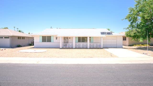 Photo 1 of 15 - 10015 W Cameo Dr, Sun City, AZ 85351