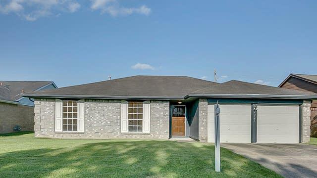 Photo 1 of 20 - 2327 Rittenmore Dr, Missouri City, TX 77489