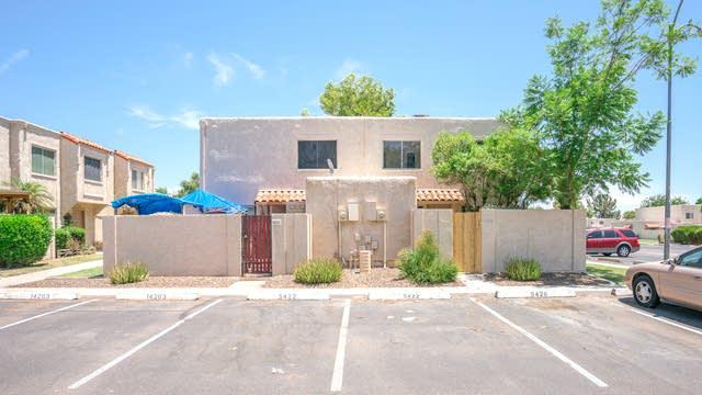 Photo 1 of 14 - 5424 W Friess Dr, Glendale, AZ 85306