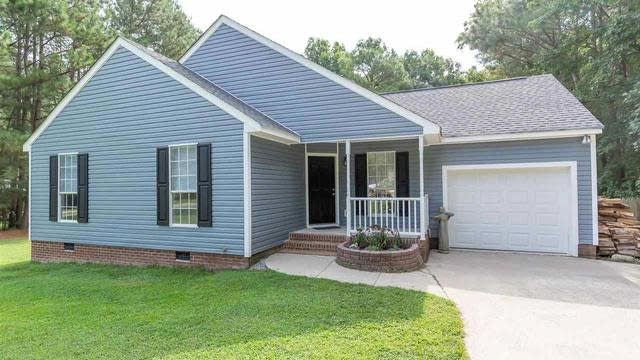Photo 1 of 24 - 7012 Sandy Pines Dr, Youngsville, NC 27596