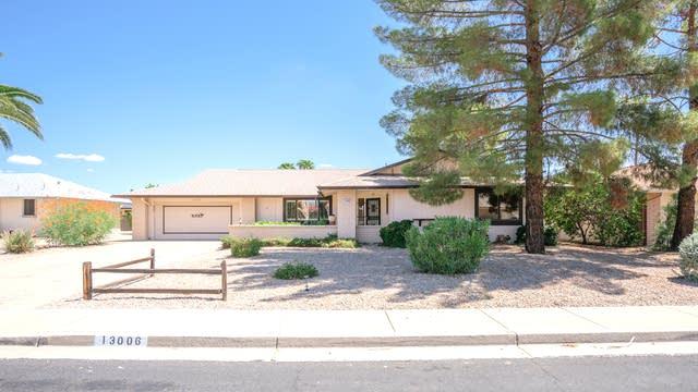 Photo 1 of 23 - 13006 W Meeker Blvd, Sun City West, AZ 85375