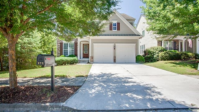 Photo 1 of 29 - 970 Idlewood Dr, Canton, GA 30115