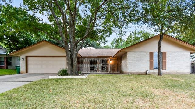 Photo 1 of 25 - 5219 Charter Oak Dr, San Antonio, TX 78229