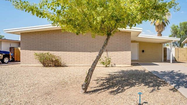 Photo 1 of 23 - 1742 E Campus Dr, Tempe, AZ 85282