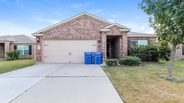 Photo 1 of 24 - 13204 Nelson Houser St, Manor, TX 78653