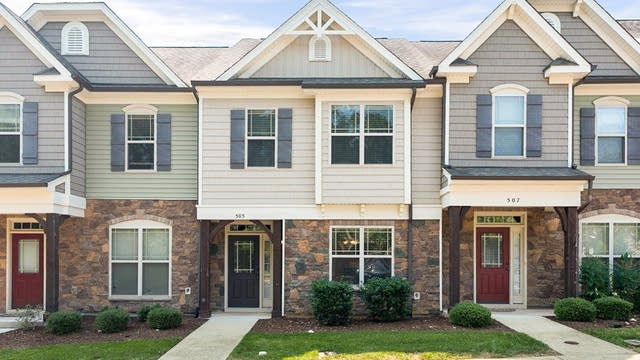 Photo 1 of 18 - 505 Matheson Pl, Cary, NC 27511