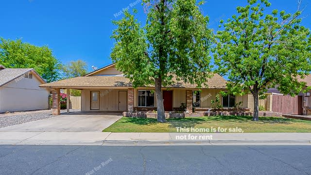 Photo 1 of 33 - 1546 W Nopal Ave, Mesa, AZ 85202