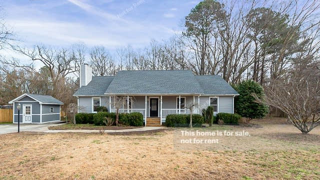 Photo 1 of 23 - 6117 S Downs Dr, Raleigh, NC 27603