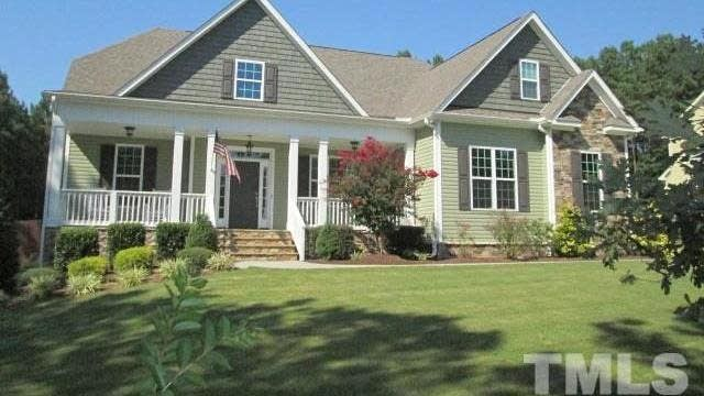 Photo 1 of 25 - 460 Marlowe Dr, Youngsville, NC 27596