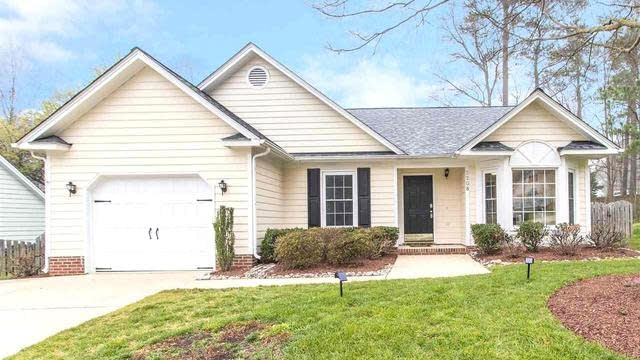 Photo 1 of 28 - 5208 Sutter Way, Raleigh, NC 27613