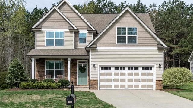 Photo 1 of 20 - 112 Bonterra Dr, Youngsville, NC 27596