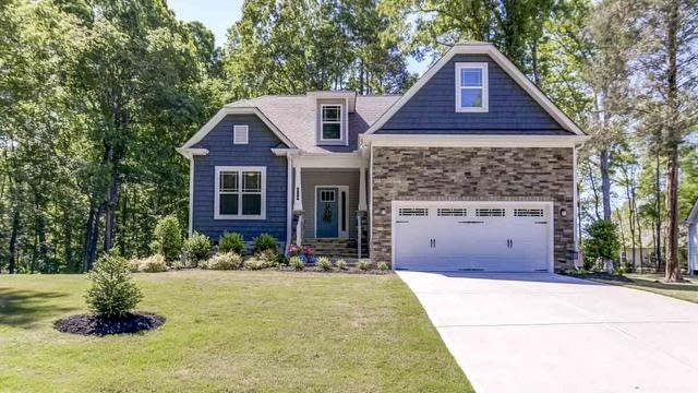 Photo 1 of 29 - 314 Laurel Oaks Dr, Youngsville, NC 27596