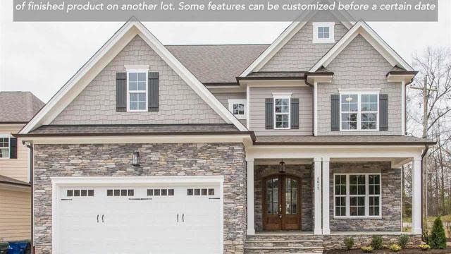 Photo 1 of 30 - 4609 Pleasant Pointe Way, Raleigh, NC 27613