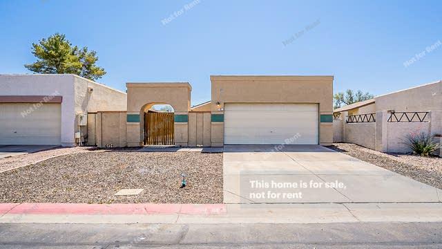 Photo 1 of 29 - 619 E Jensen St #21, Mesa, AZ 85203