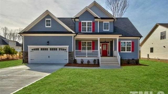Photo 1 of 6 - 60 Kathleen Ct, Youngsville, NC 27596