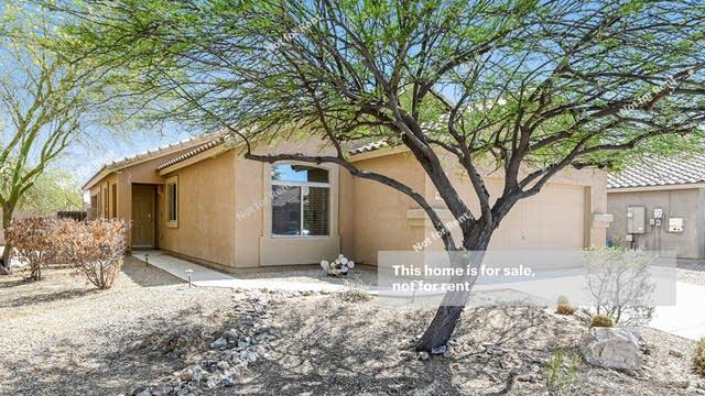 Photo 1 of 27 - 11487 W Anasazi Passage St, Marana, AZ 85653