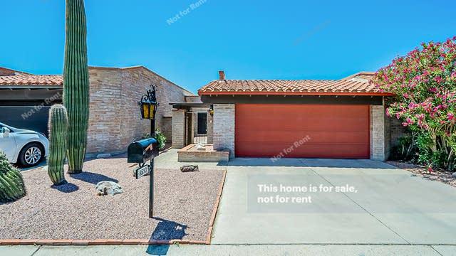 Photo 1 of 23 - 8593 N Via Tioga, Tucson, AZ 85704