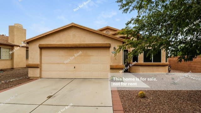 Photo 1 of 27 - 6087 N Applesauce Ct, Tucson, AZ 85741