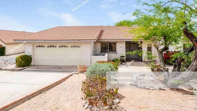 Photo 1 of 25 - 5901 N Placita Del Conde, Tucson, AZ 85718