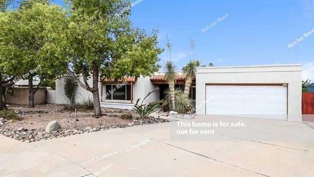 Photo 1 of 27 - 9151 E Visco Pl, Tucson, AZ 85710