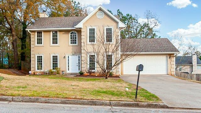 Photo 1 of 22 - 3585 Cameron Hills Pl, Ellenwood, GA 30294