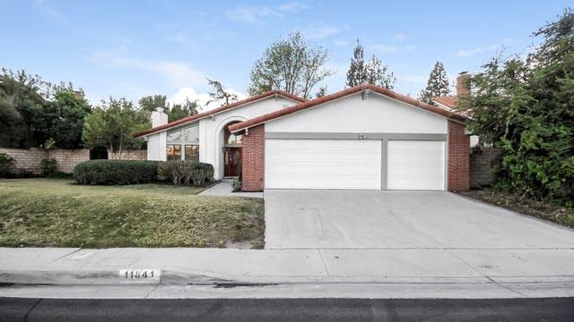 Photo 1 of 27 - 11841 Laughton Way, Los Angeles, CA 91326