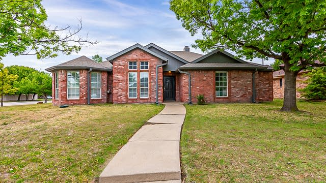 Photo 1 of 23 - 1416 Anchor Dr, Wylie, TX 75098
