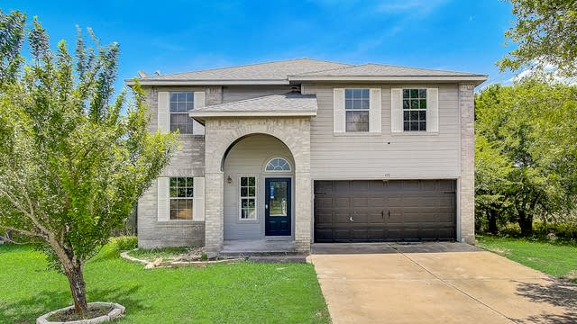 Photo 1 of 41 - 113 Toby Trl, Hutto, TX 78634