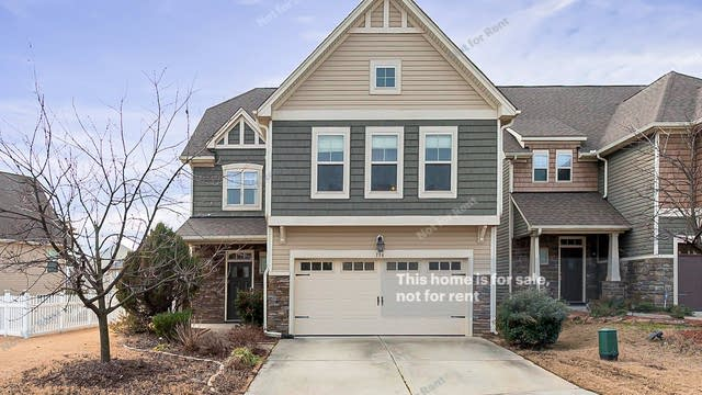 Photo 1 of 27 - 136 Station Dr, Morrisville, NC 27560
