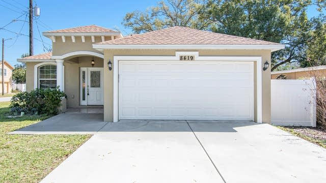Photo 1 of 15 - 8419 N Newport Ave, Tampa, FL 33604
