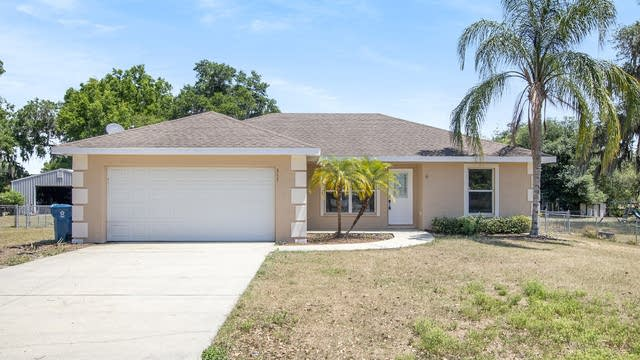 Photo 1 of 17 - 317 S Perry Ave, Fort Meade, FL 33841