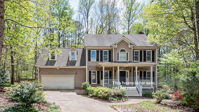 Photo 1 of 25 - 9900 Rimwood Ct, Raleigh, NC 27613