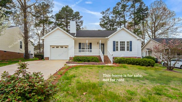 Photo 1 of 26 - 105 Zircon Ln, Knightdale, NC 27545