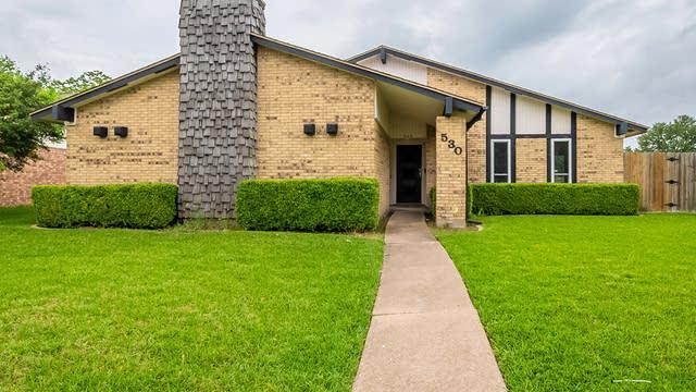 Photo 1 of 26 - 530 San Carlos Dr, Garland, TX 75043