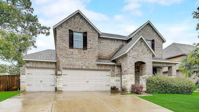 Photo 1 of 52 - 600 Seminole Canyon Dr, Georgetown, TX 78628