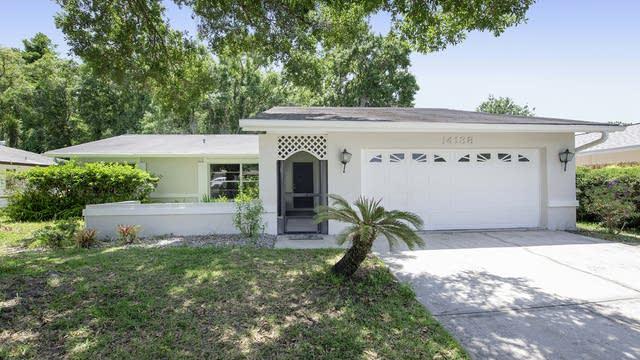 Photo 1 of 17 - 14138 Arbor Hills Rd, Tampa, FL 33625